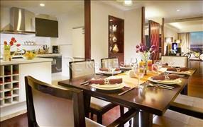 Millennium Residencies,3Br. 255sqm RMB55000-Beijing Serviced Apartment for Rent
