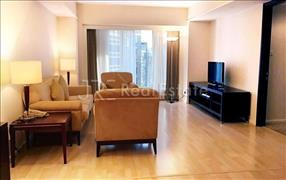 Oriental Plaza the Tower Apartments,3Br. 203sqm RMB42000
