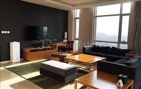 Oakwood Residence Beijing,3Br. 373sqm RMB80000-Beijing Serviced Apartment for Rent