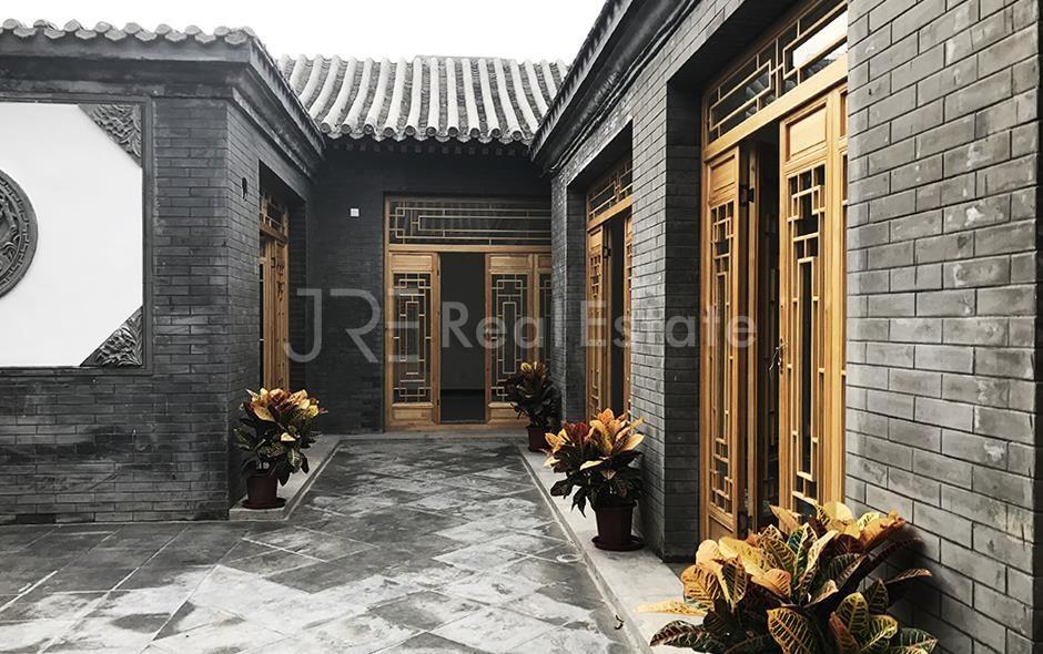 Hepingli Courtyard,4Br. 280sqm RMB65000