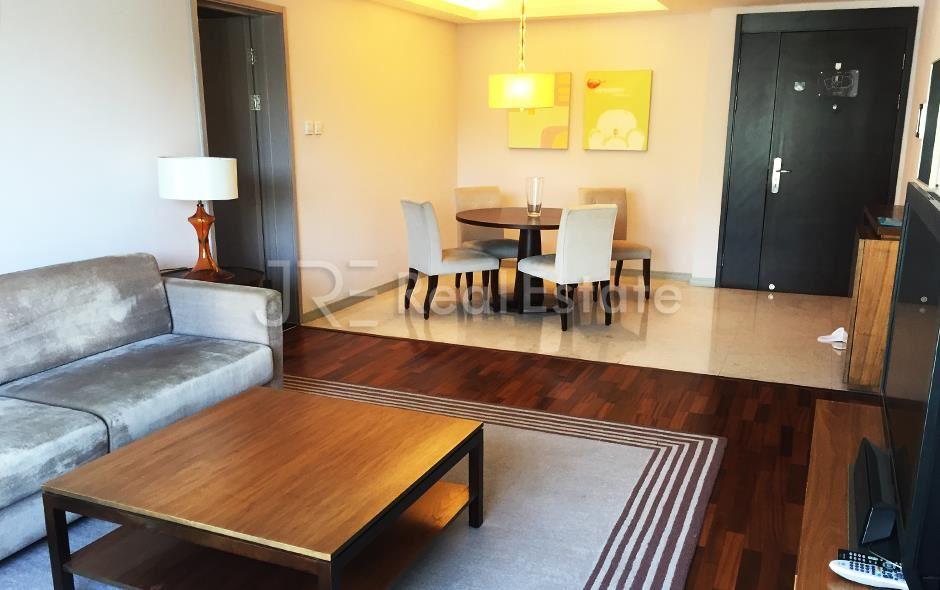 北京新城国际公寓出租,国贸CBD,31000/月