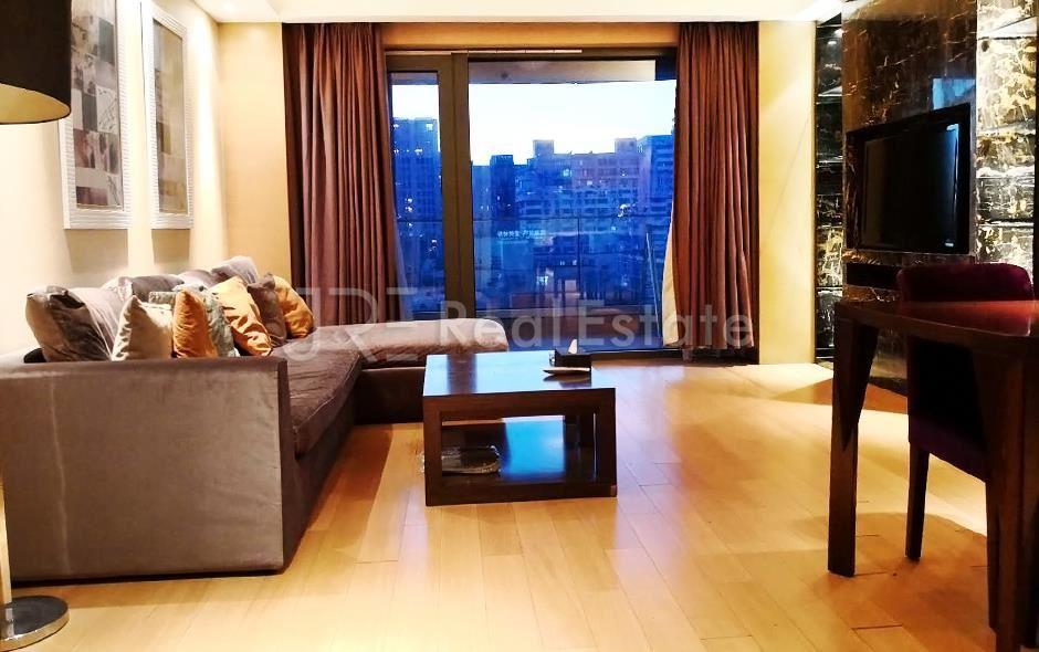 北京世茂国际中心公寓出租,三里屯,15000/月